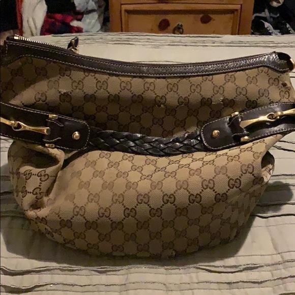 Gucci Handbags - Gucci Hobo Hand bag